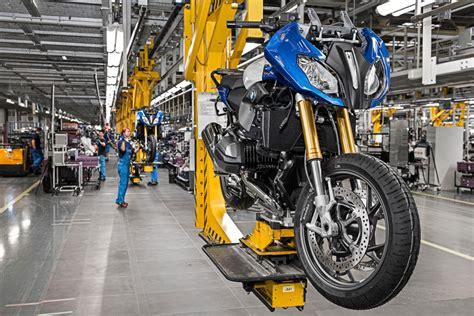 Bmw Motorrad Berlin Telefon by Erster Produktionsstart 2015 Im Berliner Motorradwerk Die