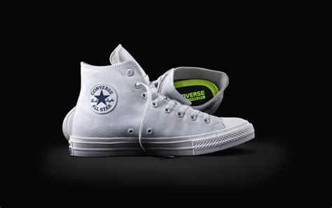 Converse Premium All Ct2 Lunarlon High Black converse unveils the new chuck all ii sidewalk hustle