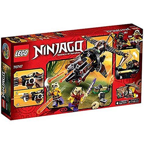 Lego Ninjago 70747 Boulder Blaster Set Cole Original Promo lego ninjago 70747 boulder blaster at shop ireland