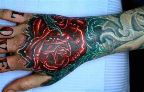 Tattoo Back Hand | 30 outstanding back hand tattoo designs for girls sheplanet