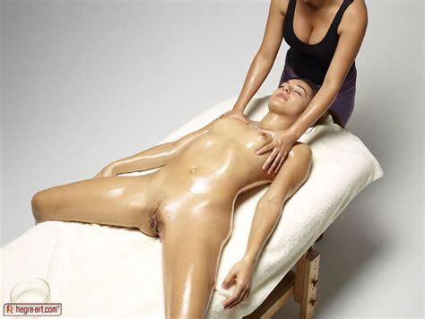 dominika C In dominika C Lush Labia massage By Hegre Art