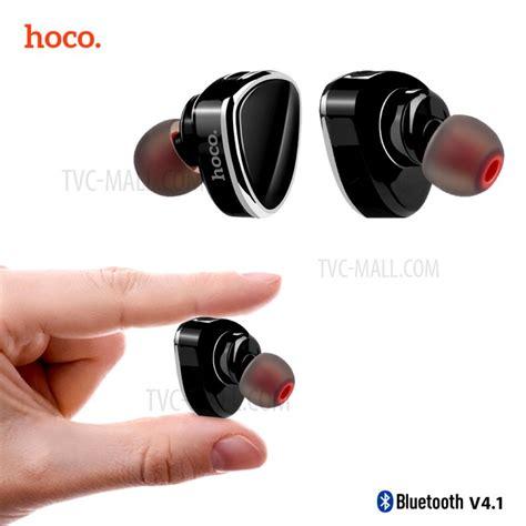 Hoco Small Bluetooth Headset E7 buy proa mini invisible bluetooth earphone wireless 4 1 earbud mic white at tvcmall