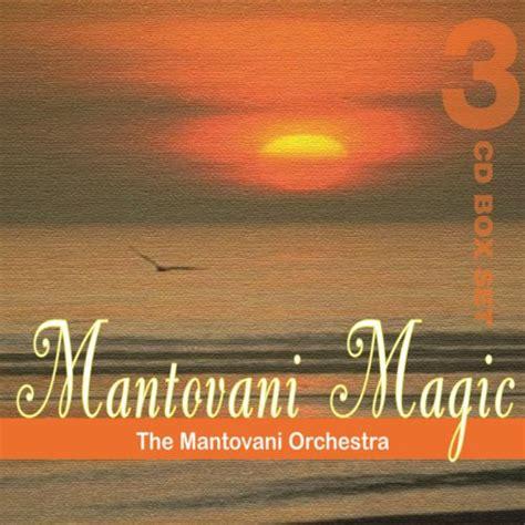 mantovani orchestra mantovani magic by the mantovani orchestra on