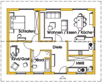 grundriss wohnung 80 m2 einen bungalow bauen preise anbieter infos