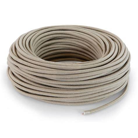 upholstery cord fabric cord sand round linen kynda