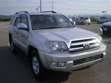 Toyota Hilux 2005 2005 Toyota Hilux Surf Images 3400cc Gasoline