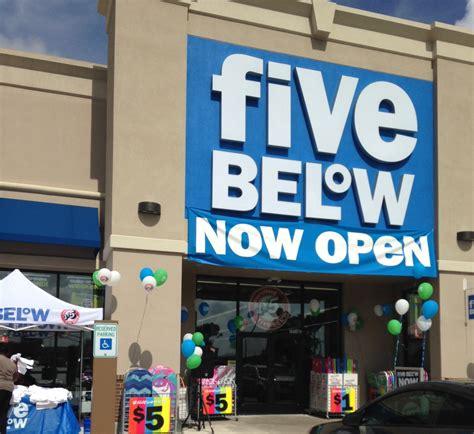 Shop Deals by Big Deals At New Store Fivebelowhouston Still Living