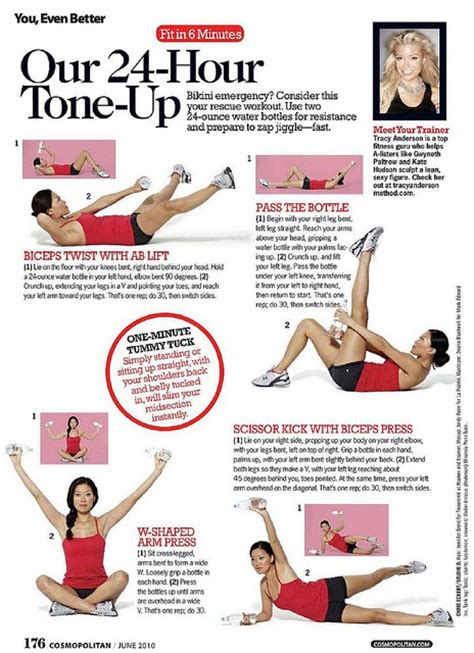 health and fitness 24 hour tone up tracy