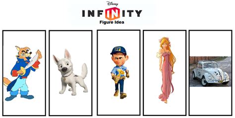 buy disney infinity figures disney infinity figure idea my figure idea by