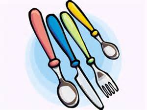 How To Set Table Silverware Plaatjes Bestek Plaatje Clipart Cliparts Afbeelding