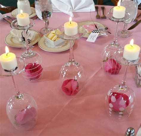 bridal shower photo centerpieces 2 20 creative and wonderful bridal shower centerpieces everafterguide