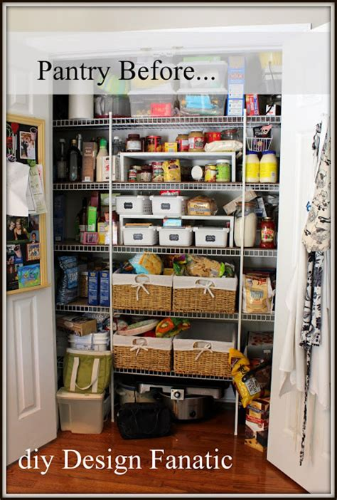 how to organize your pantry diy design fanatic how to organize your pantry