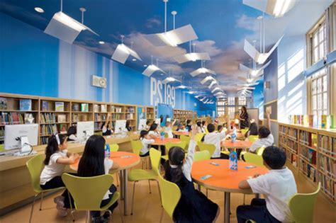 design your dream school school library design scoop it