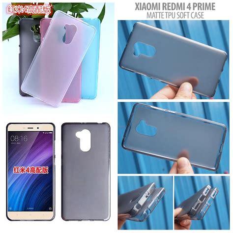 Xiaomi Redmi 2 Redmi 2 Prime Matte xiaomi redmi 4 prime matte tpu soft