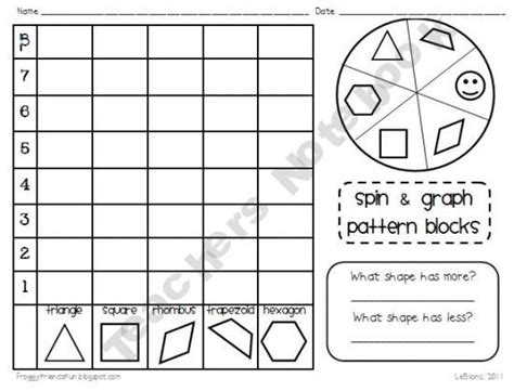 pattern and sorting games several graphing tallying and sorting activities using