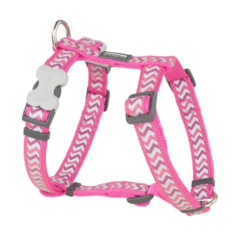 Ziggy Pink dingo reflective ziggy pink small harness
