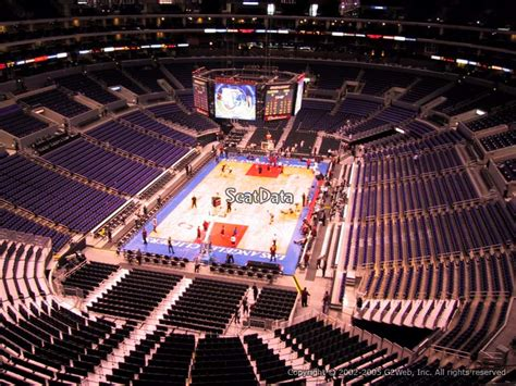 staples center seat viewer staples center section 308 seat views seatscore