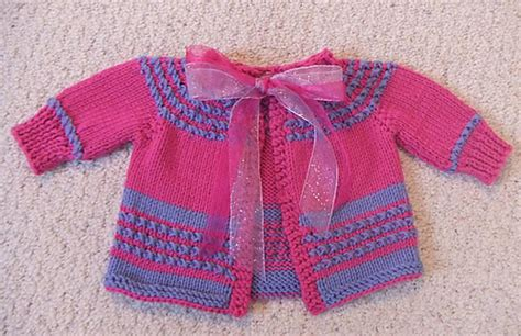 Jiffy Knit Sweater Pattern | ravelry baby jiffy knit sweater pattern by cathy waldie
