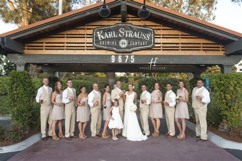 san diego brewery wedding karl strauss brewing company wedding photography archives