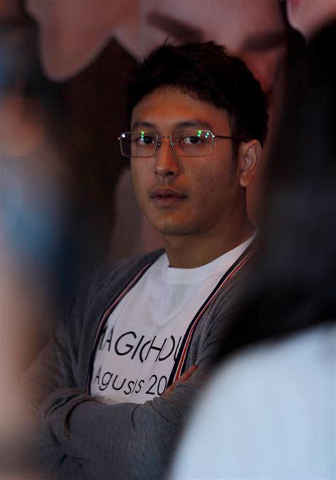Anomali Rindu Dimas R Perdana digosipkan berpacaran dimas anggara ziudith santai kapanlagi