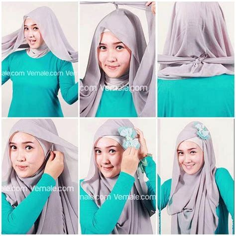 tutorial hijab pashmina kusut polos ig cantik hijab on twitter quot tutorial pasmina sifon