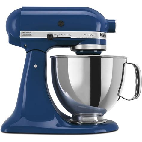 kitchenaid mixer 220 volt kitchenaid artisan stand mixer blue willow
