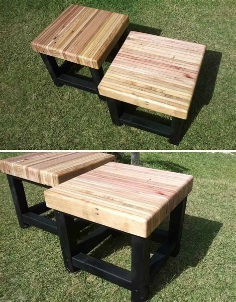 how to build a bench from pallets pallet bench seat 1001 pallets