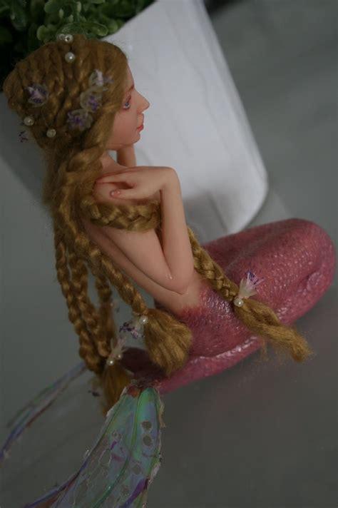 mermaid fairy mermaid fairy dolls pinterest