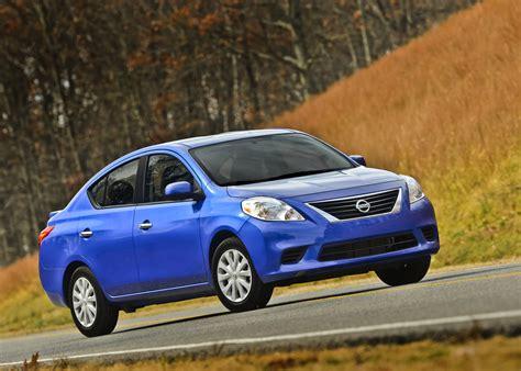 nissan versa blue 2014 2014 nissan versa sedan pricing announced