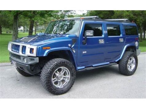 how cars work for dummies 2006 hummer h2 sut instrument cluster classic hummer h2 for sale on classiccars com 19 available