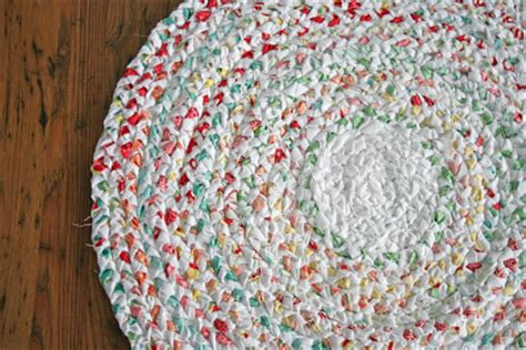 make a braided rug make your own braided no sew rag rug one thing by jillee