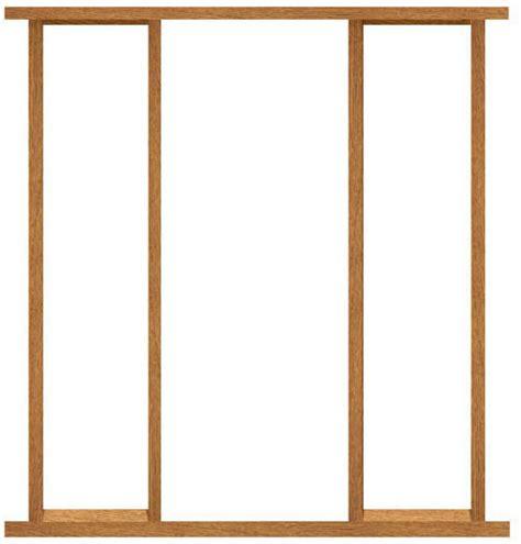 Hardwood Door Frames Exterior External Hardwood Vestuble Door Frame