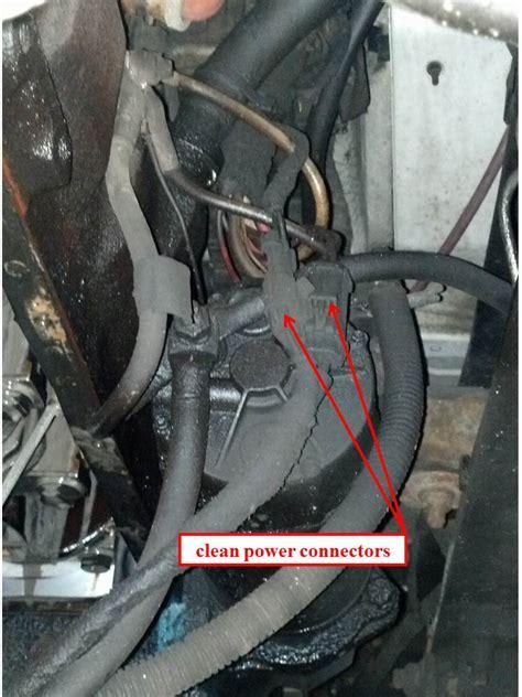 toolbox  diesel  truck mechanic forum international  intermittent power loss