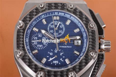 Ap Royal Oak Offshore Montoya Swiss Eta Best Edition Rg Black mens audemars piguet juan pablo montoya watches