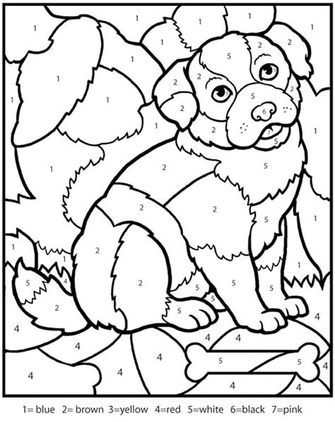 number coloring pages games numbers coloring pictures for kids