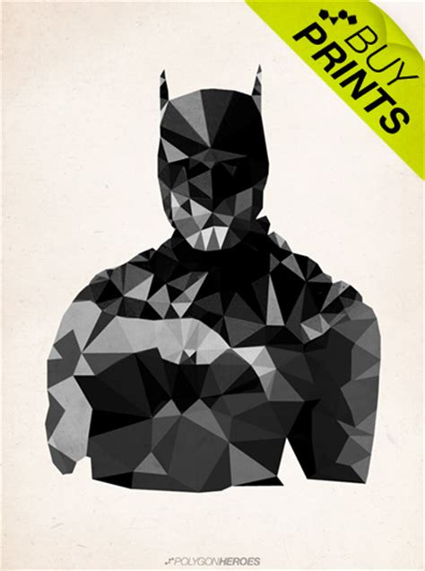 Kaos Batman Nama Glow In The Ar superheroes inspired by cubism designtaxi