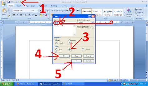 cara membuat daftar isi otomatis di open office cara membuat daftar isi semi otomatis di microsoft office