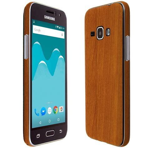 Samsung J1 Lite Skinomi Techskin Samsung Galaxy J1 Light Wood Skin Protector