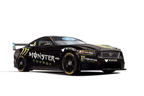ford announces return   supercars   mustang autobabescomau  magazine