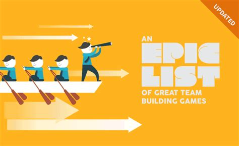 team building team builders team building companies an epic list of great team building games when i work