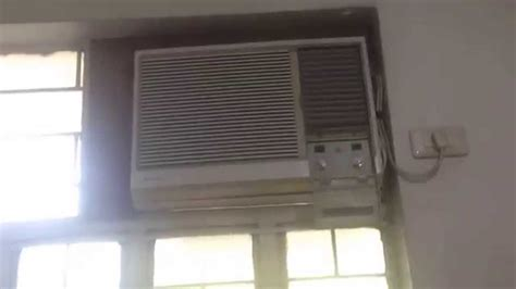 Ac National Panasonic vintage national window air conditioner