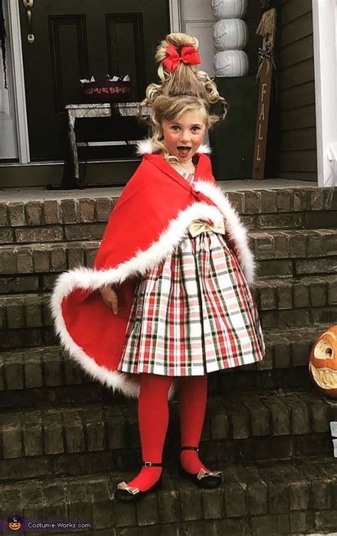 cindy lou  costume
