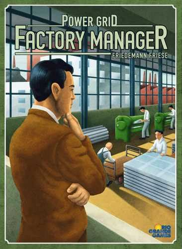 Factory Manager by Power Grid Factory Manager