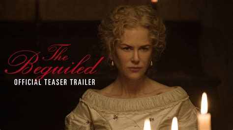 watch the beguiled 2017 full hd movie official trailer the beguiled official teaser trailer hd in theaters june 23 youtube