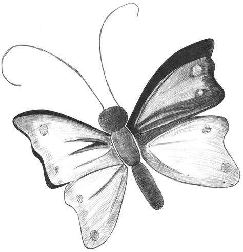 Imagenes De Mariposas A Lapiz | mariposas dibujo a lapiz imagui