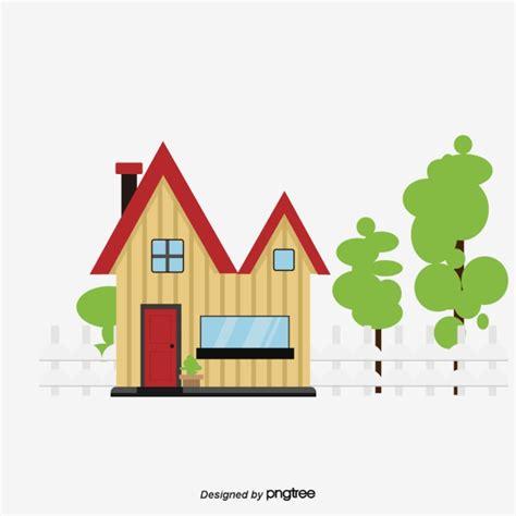 casa clipart a casa villa pequenas casas verde png e vetor para