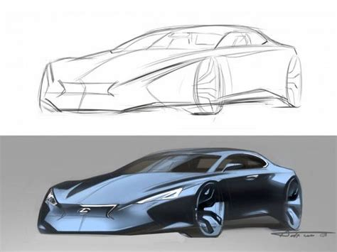 sketchbook car tutorial from our design tutorials http www carbodydesign com