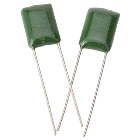 green capacitor guitar bqlzr green capacitors electric guitar or lifier 0 047u 2a473j pack of 50 electronics