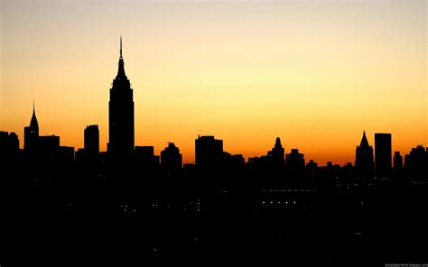 New York New York City Landscape