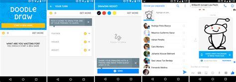 doodle draw for messenger apk este es el primer juego para messenger platform poderpda